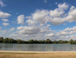 Plan d'eau de Saint-Genou