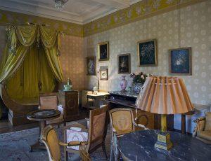 Chambre de madame – Château d'Azay-Le-Ferron – Crédit photo Ville de Tours