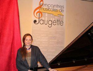 Rencontres Musicales de Jaugette – Irina Kataeva