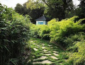 Jardin public / jardin des sens