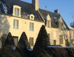 Jardins de Poulaines-Manoir