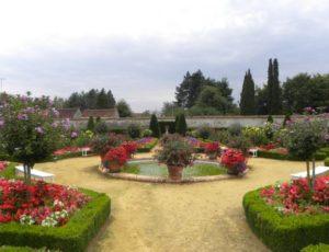 Jardins château de Bouges