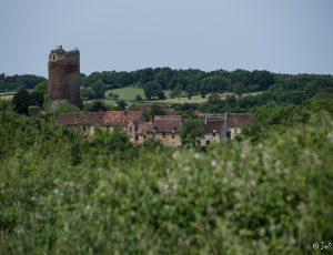 Ruine du chateau de Brosse (chaillac)
