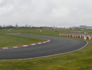 Karting à Clion-sur-Indre