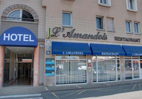 L'Amandois – Logis de France Saint-Amand (1)