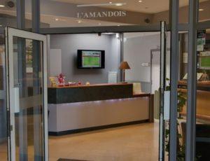 L'Amandois – Logis de France Saint-Amand (2)