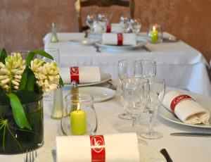 Le continental Chateauroux tables