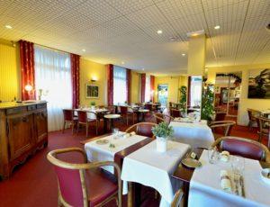 Le lion d-Argent – La Chatre – Restaurant