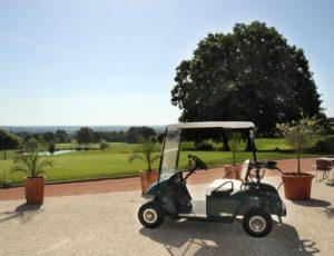 Les Dryades à Pouligny-Notre-Dame Golf
