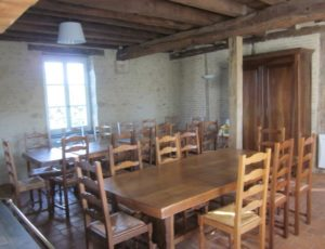Gite Les Fonteneilles – Bouesse