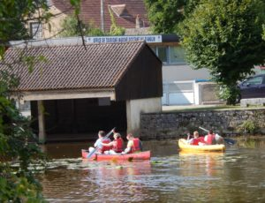 Location canoë-kayak OT Bélâbre