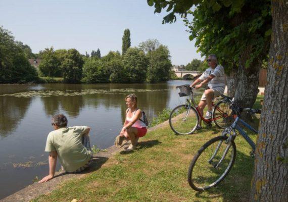 Location de vélos – OT Bélâbre