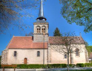 Loye-sur-Arnon-eglise