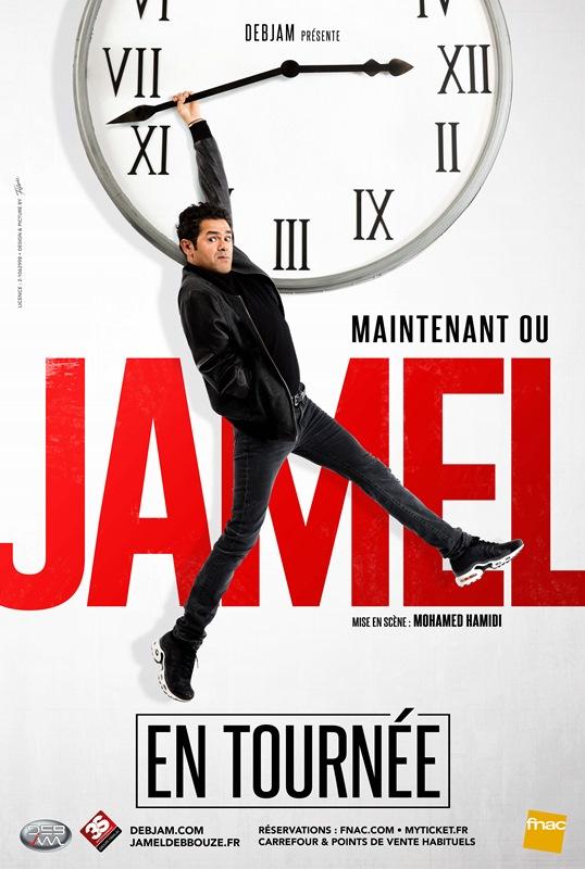 Jamel Debbouze «Maintenant ou Jamel»