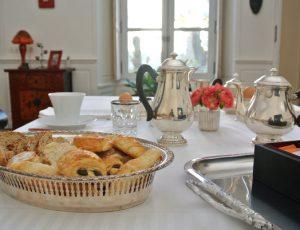 Maison Colladon viennoiseries petit-déjeuner