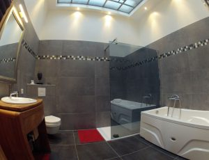 Maison_Colladon la salle de bain