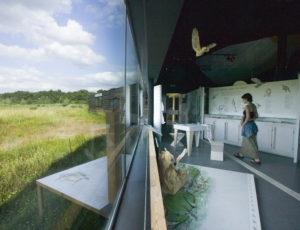 Maison de la nature à Saint-Michel-en-Brenne