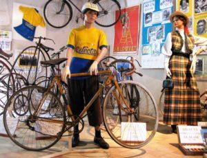 Maison des Amis du Blanc – Les vélos