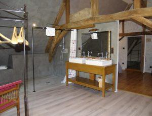 Maison des Passerelles SDB ROSEE