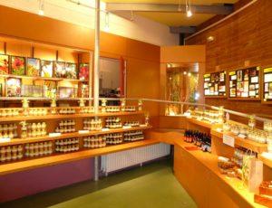 La Maison des Abeilles : boutique et site pédagogique