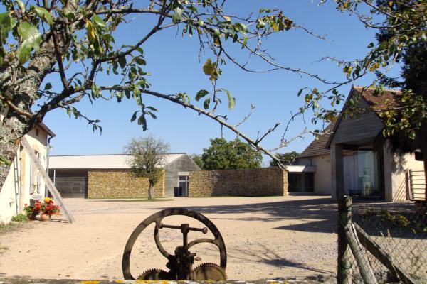 Maison des traditions à Chassignolles