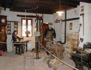 Maison du sabotier à Gournay