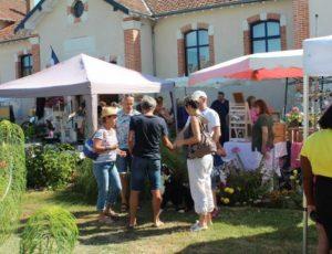 Marche-artisans-d-art-Parpecay