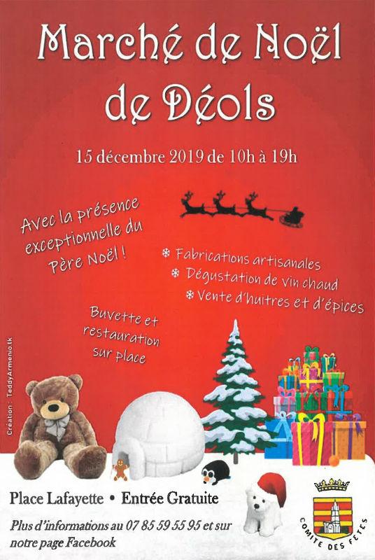 Marche de Noel de Deols