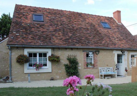 Meublé de Tourisme Mme Cogne à Bouesse