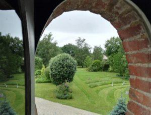 Meuble-de-tourisme-Aubigny-sur-Nere-Le-Buisson-de-la-Gariole-jardin