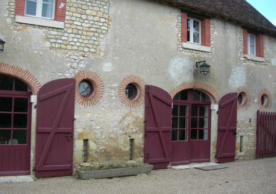 Meublé de tourisme «Vaches» Jourdan-Barry à Néons-sur-Creuse