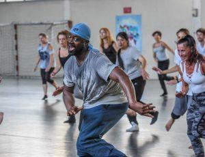 Michel Jamoneau DARC 2017 Danse Africaine