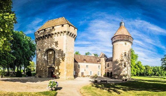 Château de la Motte-Feuilly
