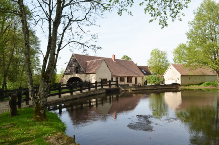Moulin d'Angibault – Indre – Berry