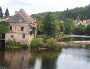 Moulin d'Argenton sur Creuse
