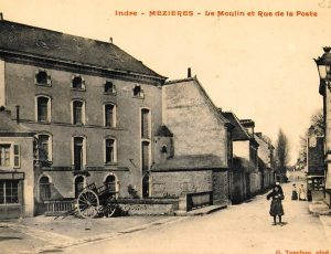 Moulin – Mézières
