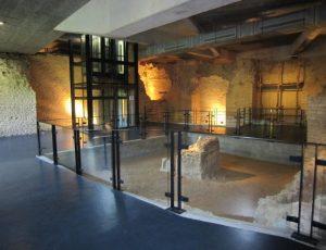 Musée Argentomagus crypte