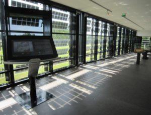 Musée Argentomagus table orientation