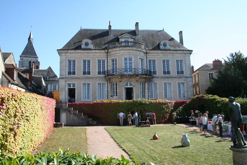 mus e bertrand chateauroux patrimoine culturel berry province. Black Bedroom Furniture Sets. Home Design Ideas