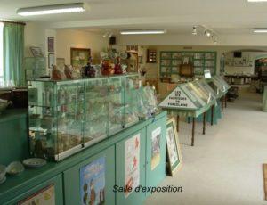 Musée de la Porcelaine – SAINT-GENOU – 2