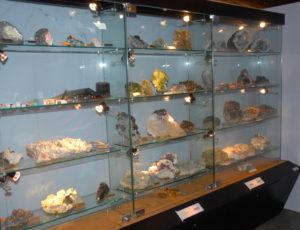 Musée de la minéralogie à Chaillac