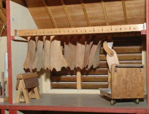 Musée du cuir et du parchemin à Levroux