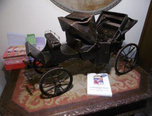 Petit musée jouets d'antan