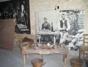 Musée pierre à fusil Luçay-le-Mâle