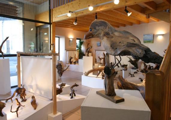 Le Musée des Racines à Thevet Saint Julien