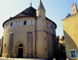 Basilique de Neuvy-St-Sépulchre