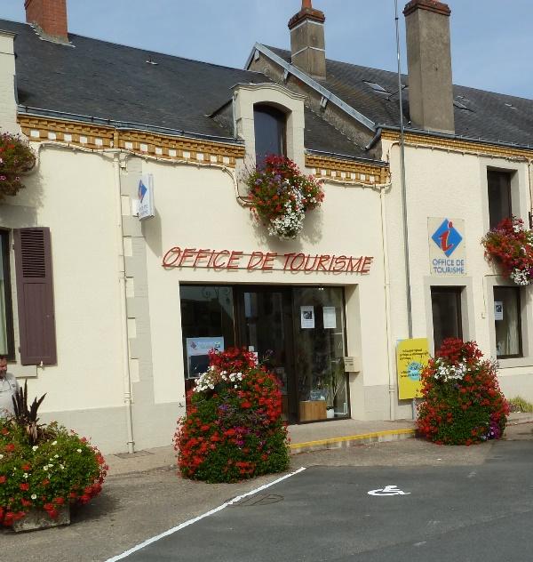 Office de tourisme de la vall e de la creuse bureau d 39 eguzon eguzon chantome organismes et - Office de tourisme creuse ...