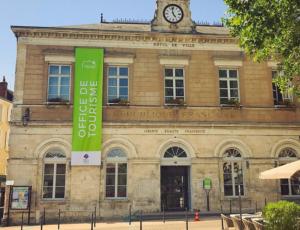 Office de tourisme Châteauroux Berry tourisme