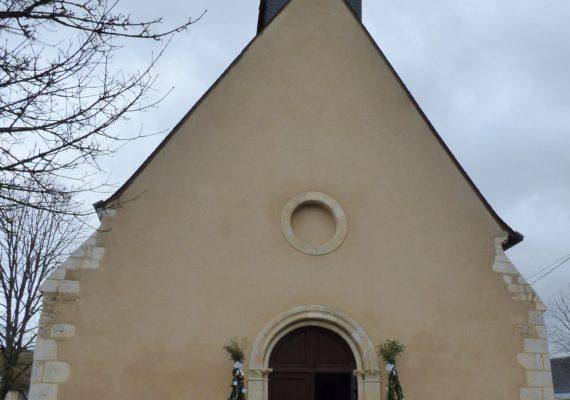église de Saint-Valentin