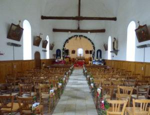 Eglise Saint-Valentin intérieure